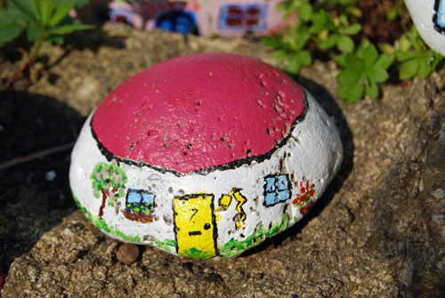 Stone Craft – Fairy Houses