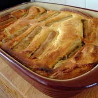vegetarian toad in the hole