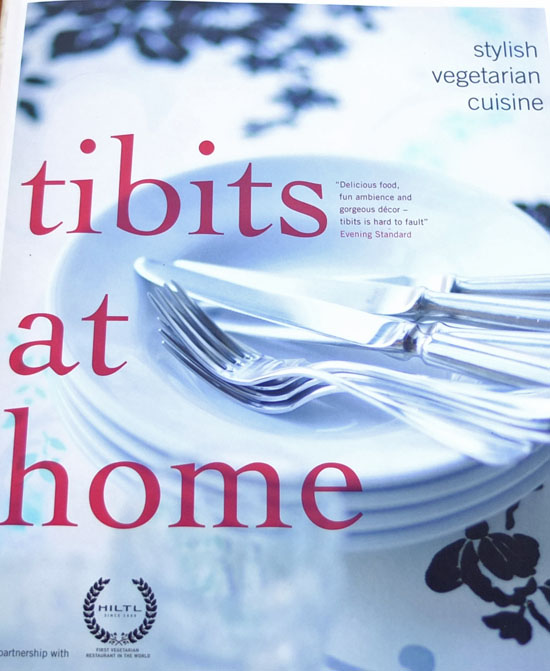 Front cover of Tibits at Home.