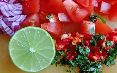 Vegetarian Fajitas – Cheatin' Chilli for Meat Free Monday!
