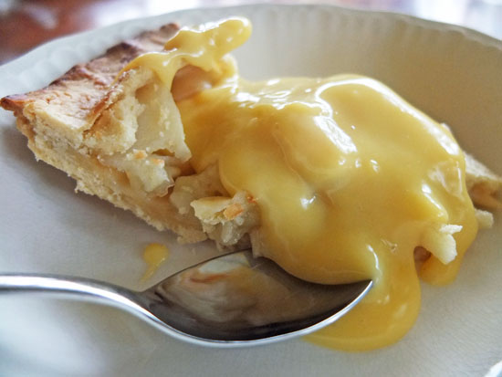 Custard Apple Pie Recipes — Dishmaps