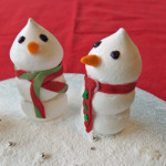 Meringue Snowmen for Festive Friday!