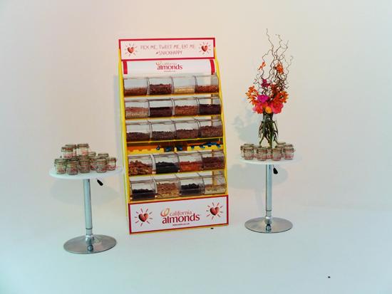 Pick 'n' Mix, almonds, #snackhappy