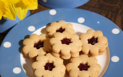 Easy Jammy Dodgers Recipe