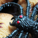 Spooky Spider Cookies – Halloween Baking