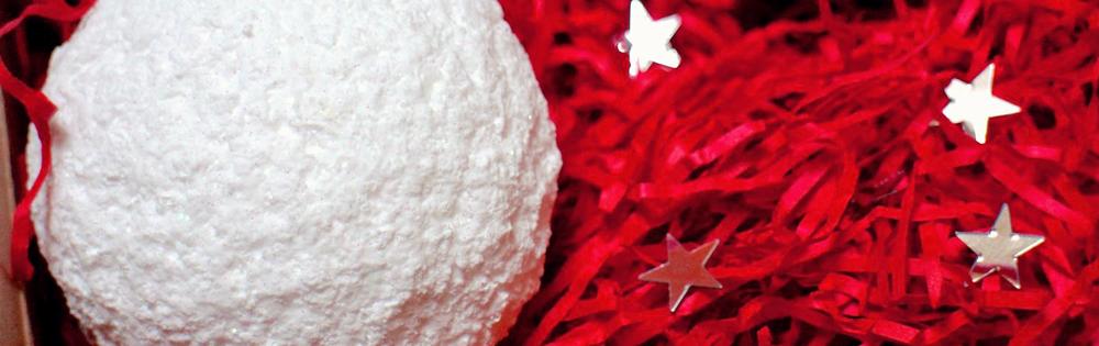 How to Make Bath Bombs for Christmas