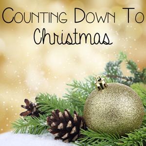 Christmas Countdown logo.
