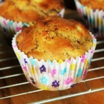 Apple Muffins for Bramley Apple Week