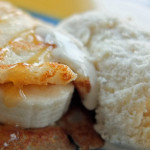 Banana Pancakes with Caramel Sauce – Cooking with Kids