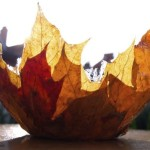 How to Make a Leaf Bowl – Fall Craft