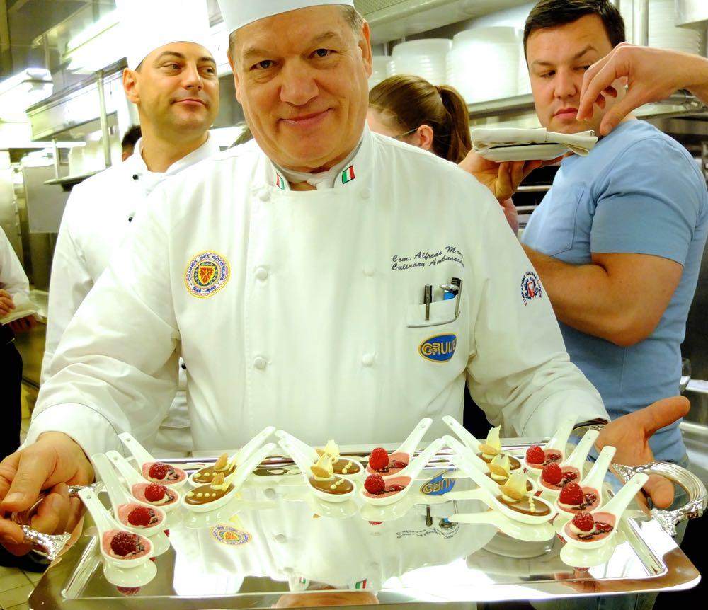 Alfredo Marzi - Master Chef