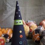 Halloween Crafts – Witch Craft!