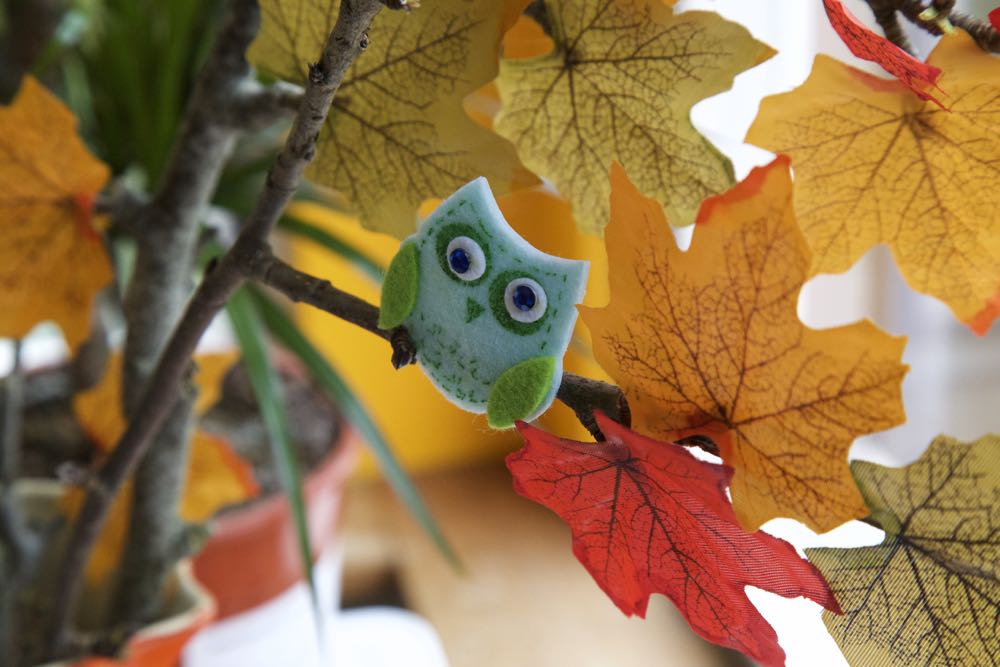 Fall crafts, Owl Crafts