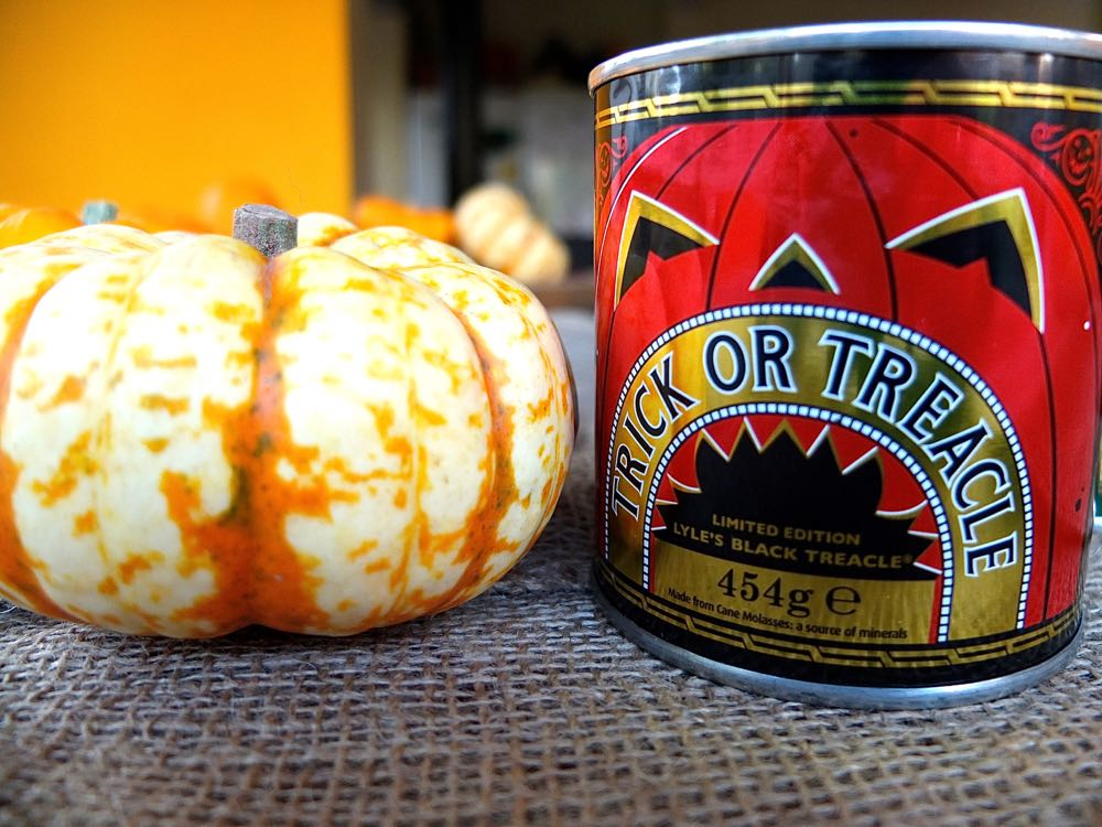Munchkin Pumpkin and Lyle's Trick or Treacle.