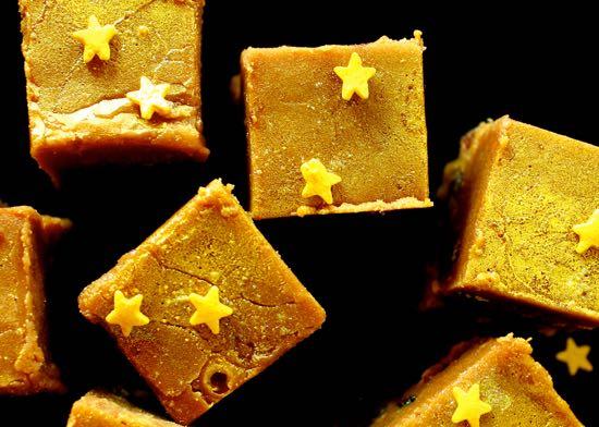 Christmas Pudding Fudge Recipe