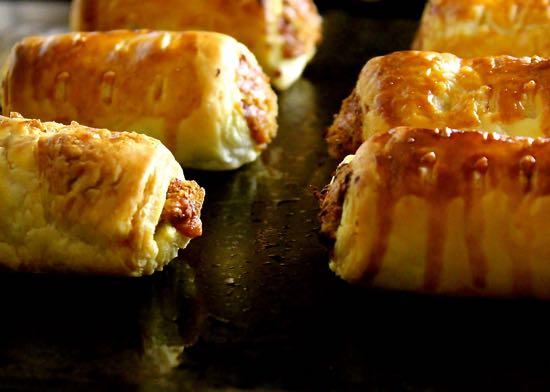 The Best Vegetarian Sausage Rolls Recipe