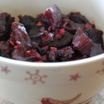 Beetroot Marmalade with Port and Ginger