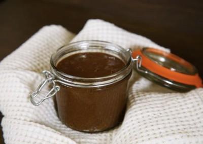Vegan Nutella Palmiers