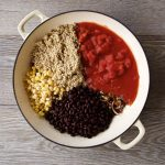 One Pot Quinoa Chilli