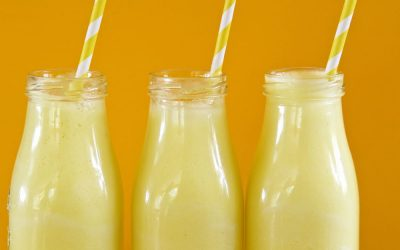 The Simplest Pineapple Smoothie Recipe