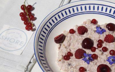 Bircher Muesli Breakfast Bowl