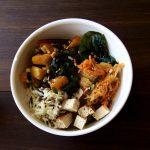Vegan Kimchi Buddha Bowl – Fermented Deliciousness!