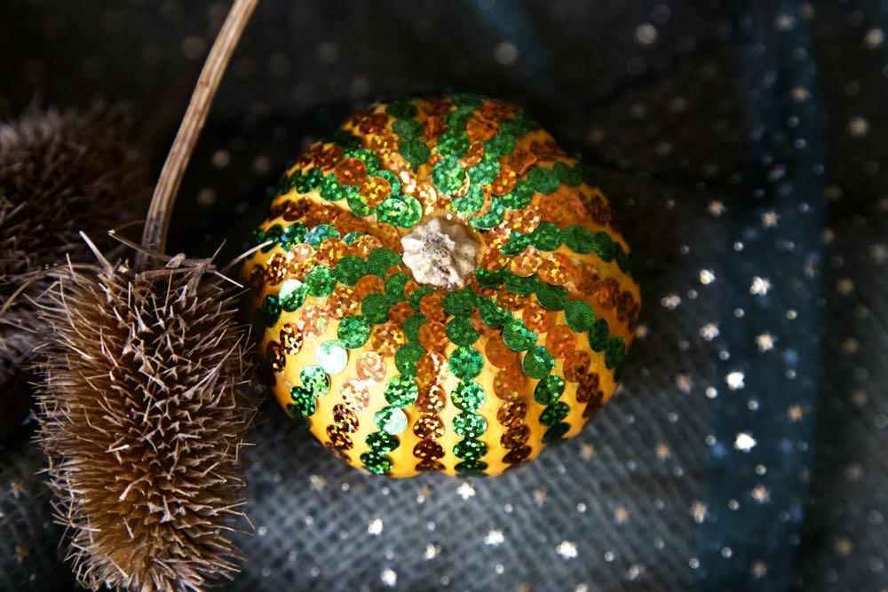 Fabergé Pumpkins for a Blinging Halloween!
