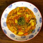 Easy Vegan Minestrone Soup – A Simple Vegan Recipe!
