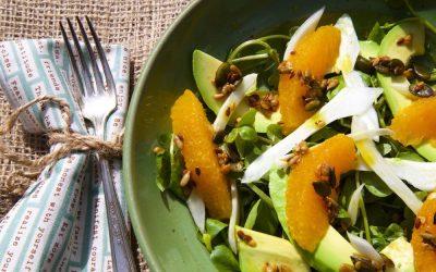 Orange and  Fennel Salad