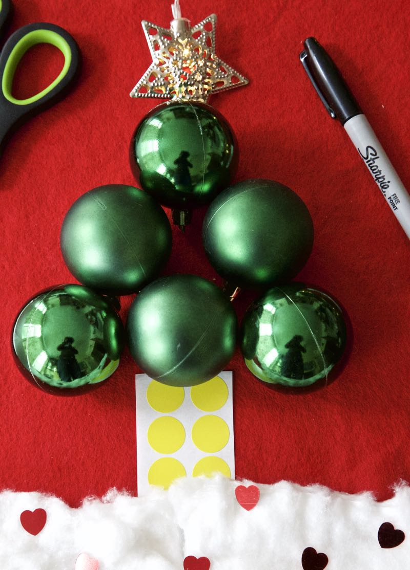 Easy Grinch Craft