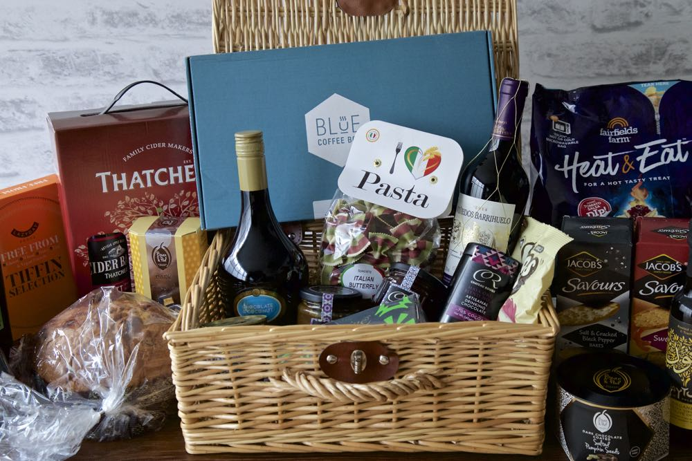 Vegan Christmas Hamper – A Box of Delights!
