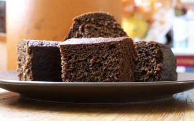 Sticky Ginger Cake – Easy and Delicious!