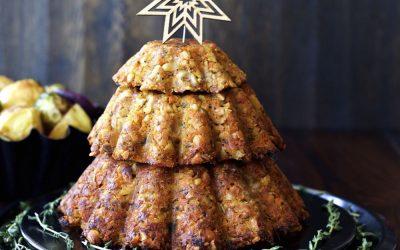 Cashew Nut Roast – Vegan Christmas Dinner
