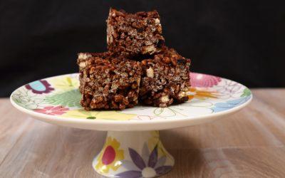 Vegan Fridge Cake – An Easy Chocolate Tiffin Recipe