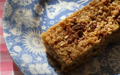 Easy Traditional Flapjack – Made Vegan