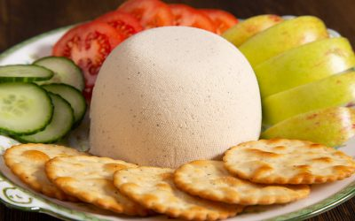 Easy Creamy Cashew Cheese