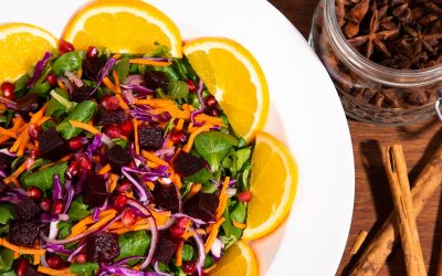 Beetroot Salad – A Simple Christmas Coleslaw