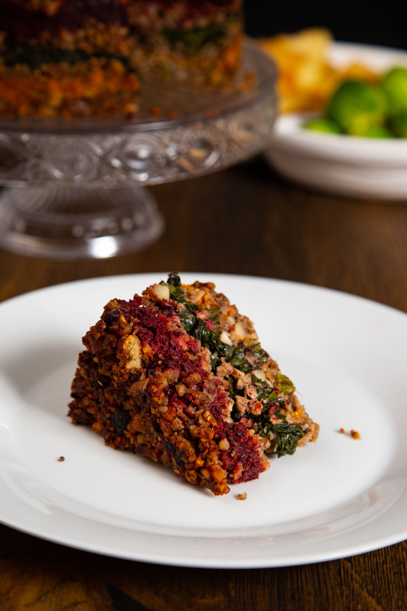 Layered Nut Roast